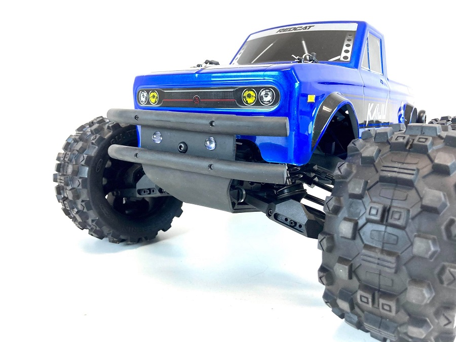 TBR XV4 Front Bumper For The Redcat Kaiju