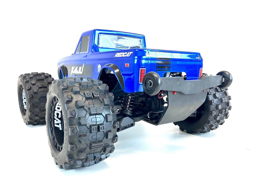 TBR XV4 Wheelie Bar & Bumper For The Redcat Kaiju