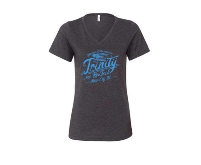 "Team Trinity Heather Grey ""LifeStyle"" Shirt"