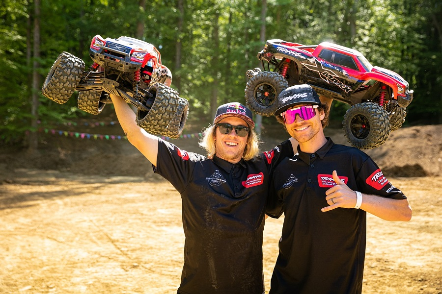 Traxxas Takes On Pastranaland With Extreme 2-Wheel & RC Action Coming To FS1 & FS2