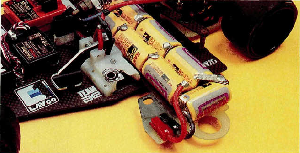 #TBT Ken Clausen's winning ride at Super Speedway Shootout at RC Thunderdome At Encino1991