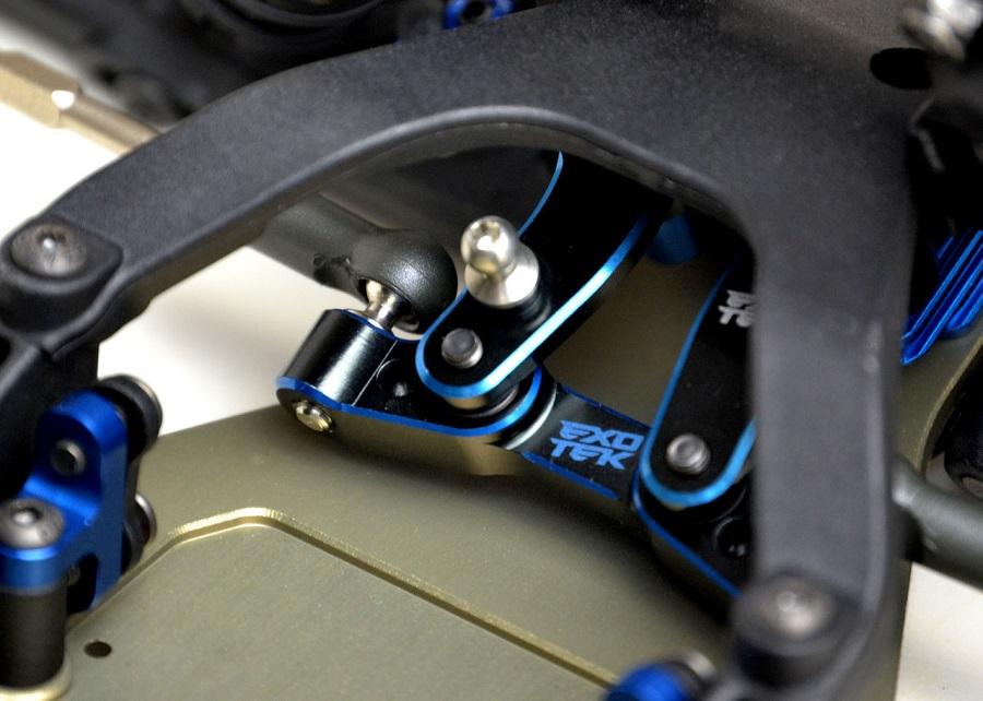 Exotek B6.x, T6.x & SC6.x Option Parts