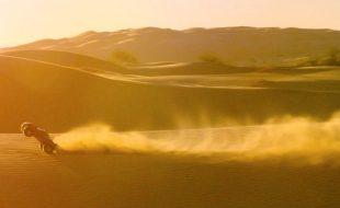 Desert Adventure With The Traxxas Rustler 4X4 VXL [VIDEO]