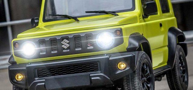 FMS 1/12 2021 Suzuki Jimny 4WD RTR [VIDEO]