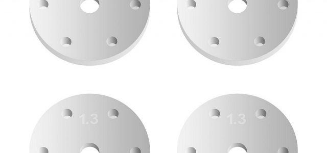 Factory Team 5 & 6 Hole 16mm Shock Pistons