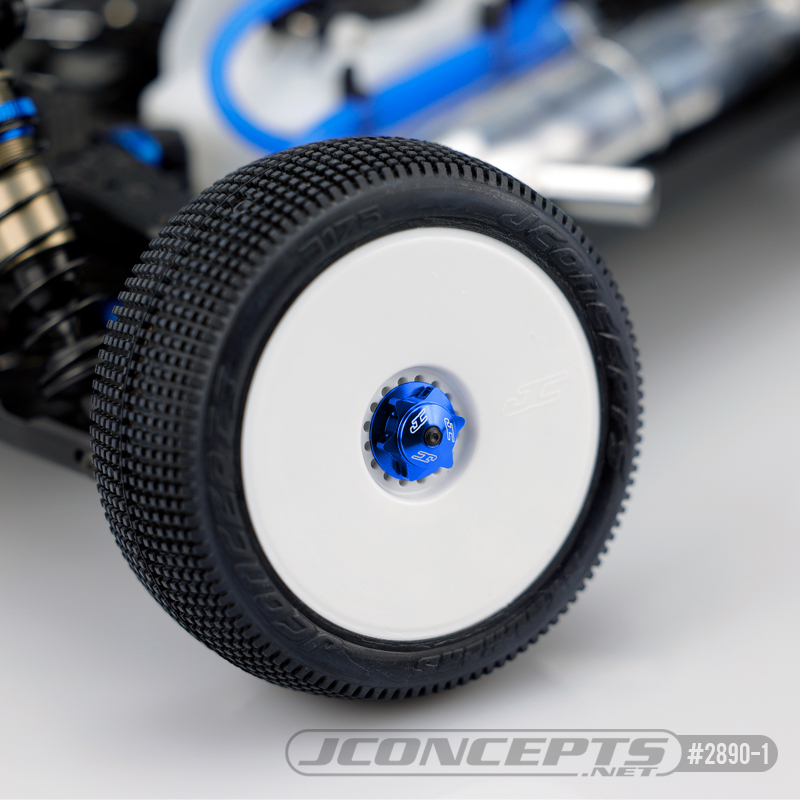 JConcepts 17mm Finnisher Serrated Magnetic Wheel Nut
