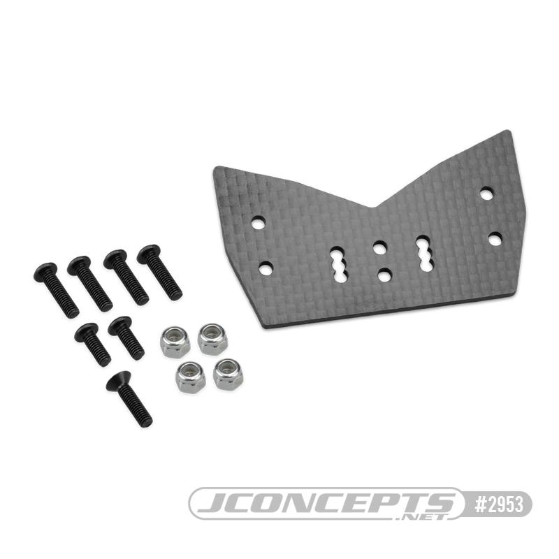 JConcepts F2 1/8 Truck Clear Body