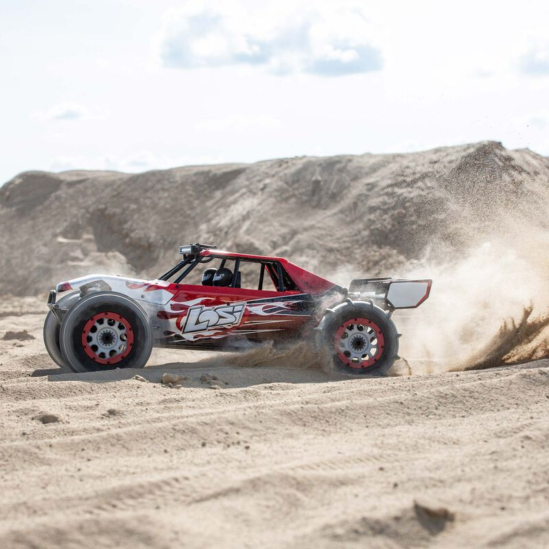 Losi 1/5 DBXL-E 2.0 4WD Desert Buggy Brushless RTR With Smart Technology