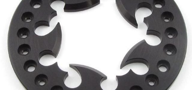 Locked Up RC 1.9″ EG1 Black Bead Lock Ring