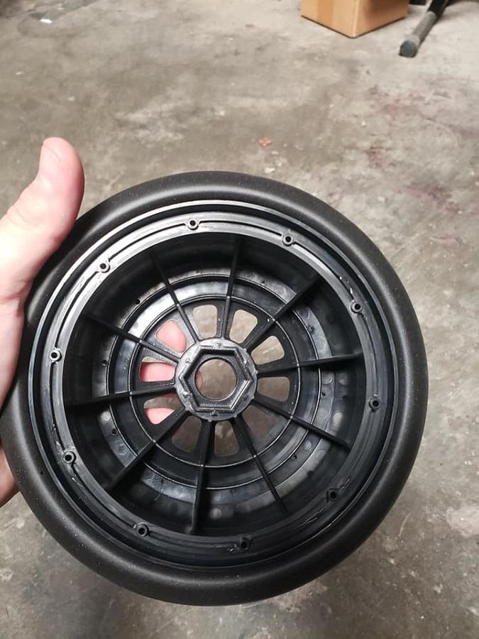 MOD Everlast 5T Tire Foams