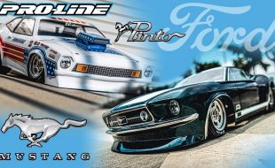 Pro-Line 1967 Ford Mustang & 1972 Ford Pinto Clear Bodies [VIDEO]