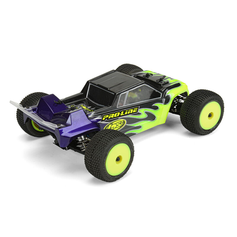 Pro-Line Axis ST Clear Body For The Losi Mini-T 2.0