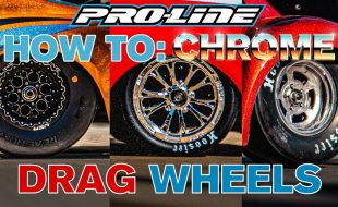 Pro-Line HOW-TO: Chrome Your Drag Wheels [VIDEO]