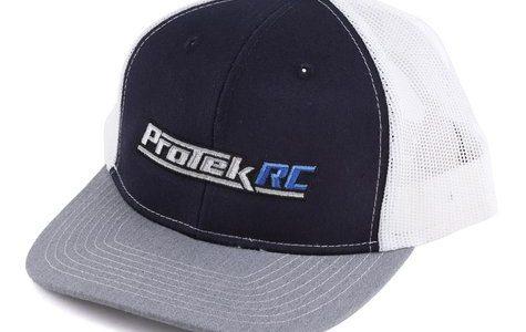 ProTek RC Trucker Hat (Navy/Grey)