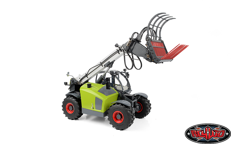 RC4WD 1/14 Grabber Telescopic Hydraulic RC Forklift RTR