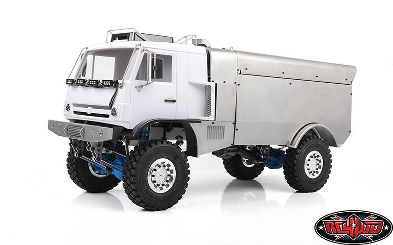 RC4WD 114 Rally Race Semi Truck RTR