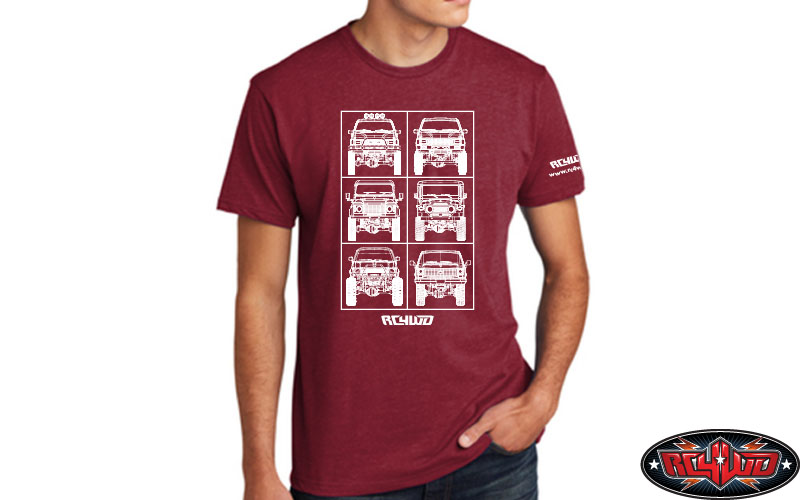 RC4WD BluePrint Shirt