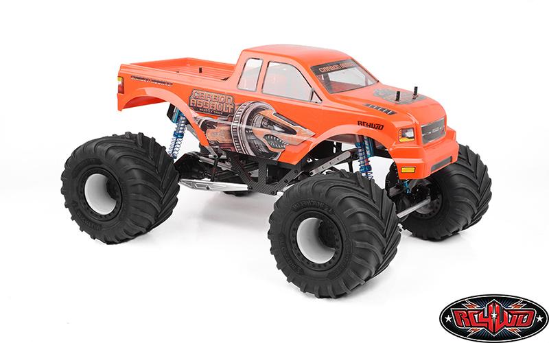 "RC4WD Michelin MEGAXBIB 2 2.6"" Scale Tires"
