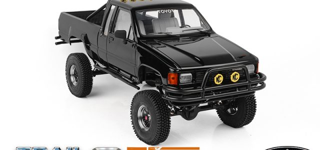 """RC4WD Trail Finder 2 """"LWB"""" RTR With 1987 Toyota XtraCab Hard Body Set [VIDEO]"""