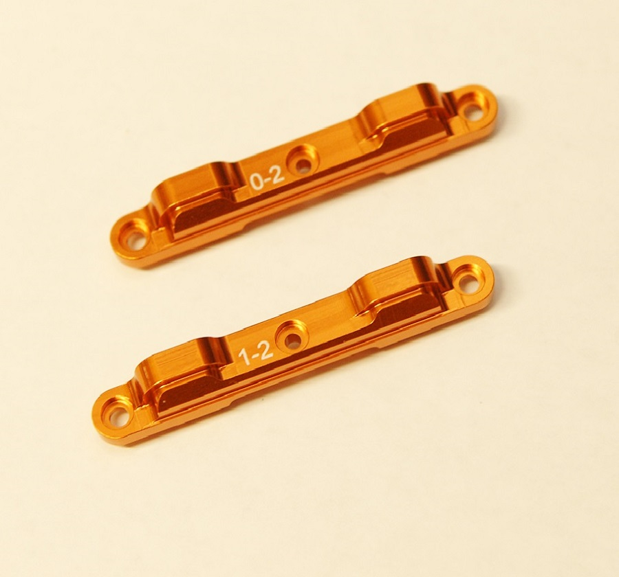 STRC Rear Suspension Block Combo For The Team Associated DR10