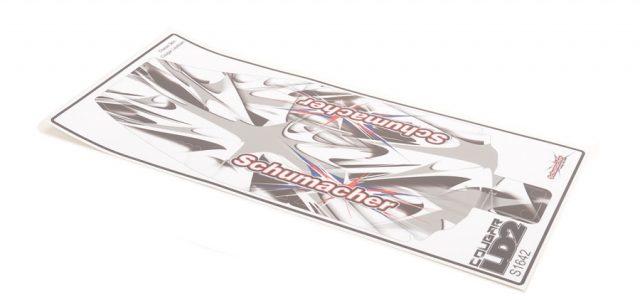 Schumacher Cougar LD2 Chassis Skin