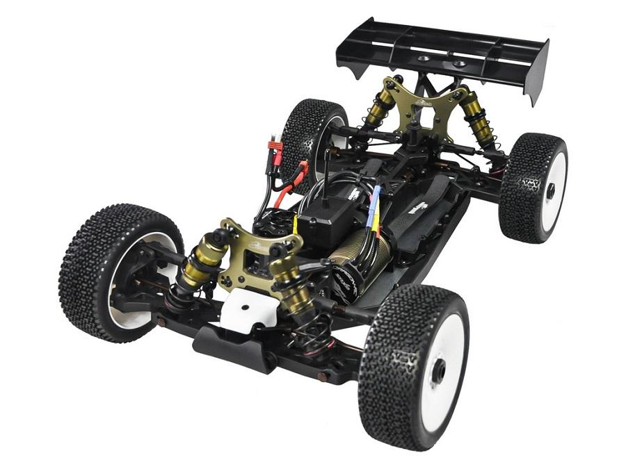 Serpent SRX8-E RTR 1/8 4WD EP