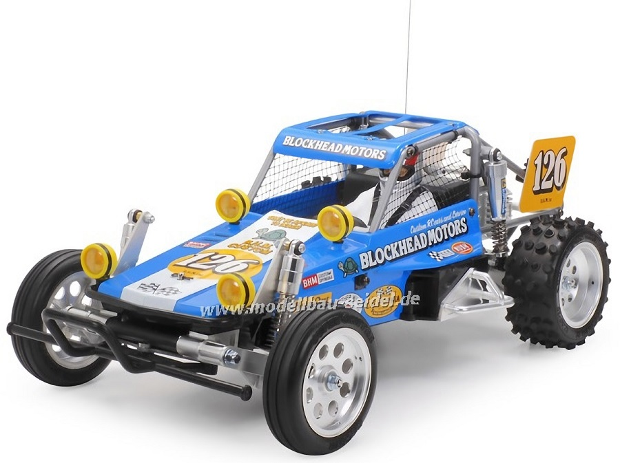 Tamiya Wild One Blockhead Motors 2WD Buggy Kit