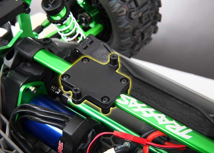 Traxxas Chassis Brace Telemetry Expander Mount