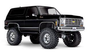 Traxxas Resto-Mod Black 1979 K5 Blazer