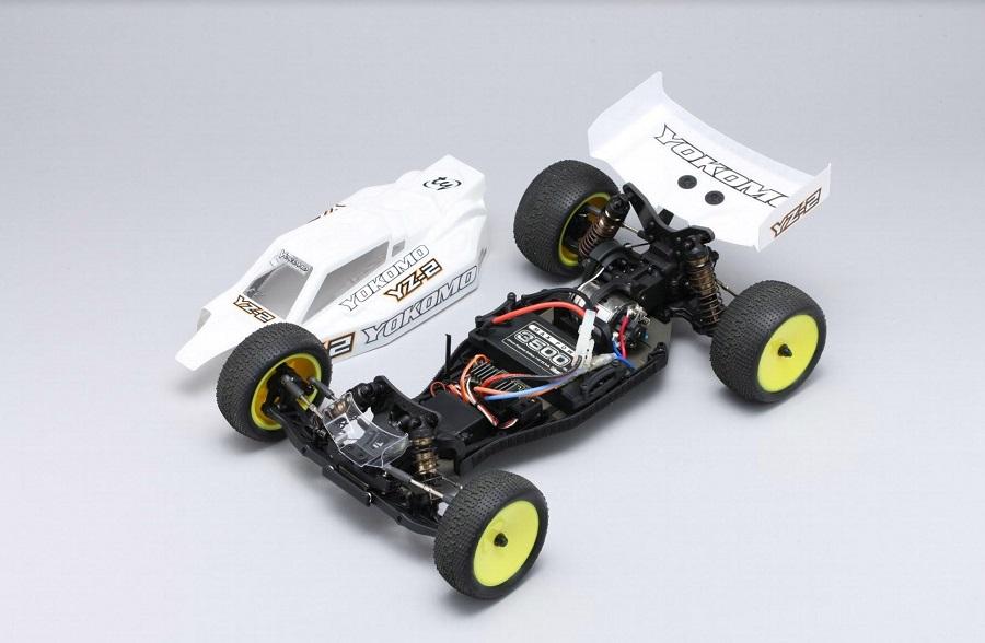 Yokomo Factory Assembled YZ-2 2WD Off-Road Buggy RTR Set