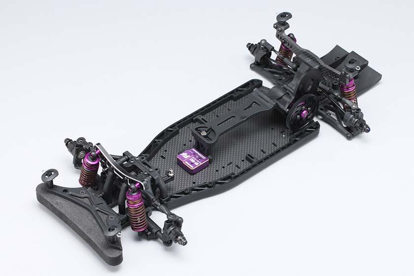 Yokomo YD-2 ES Plus With Color Aluminum & V4 Gyro Special Limited Version