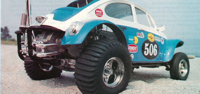 #TBT The Tamiya Sand Scorcher Reviewed in January 1992 Issue