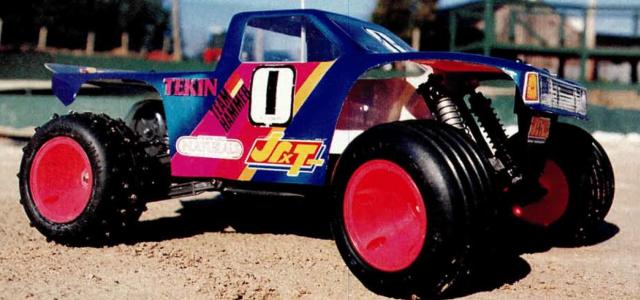 #TBT First ROAR Racing Truck Nationals – Losi's JR-XT