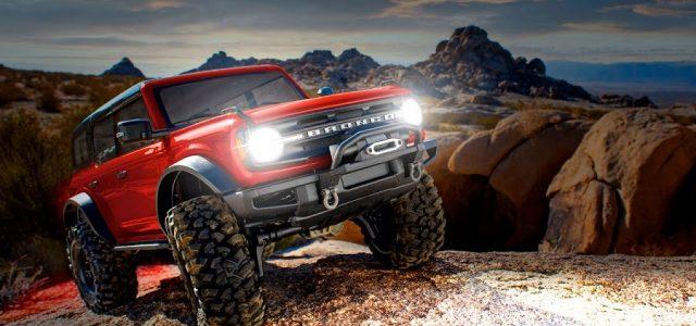 Traxxas 2021 Bronco Pro Scale Advanced Lighting Kit [VIDEO]