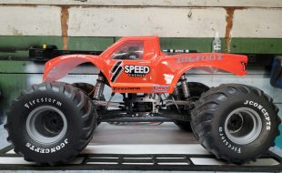 Clod chassis conversion