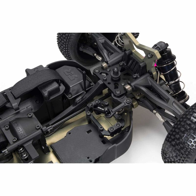 ARRMA 1/8 TLR Tuned TYPHON 4WD Roller Buggy