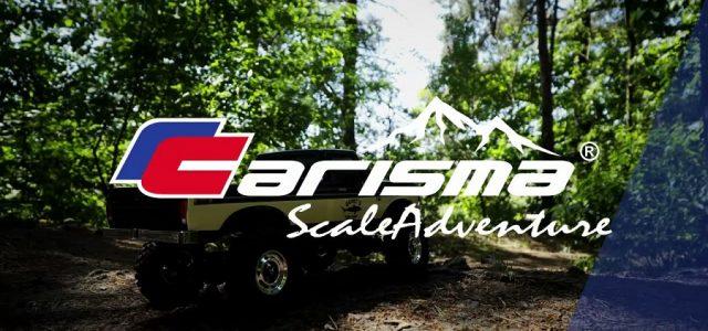 Carisma Ford F150 Black 313mm RTR [VIDEO]