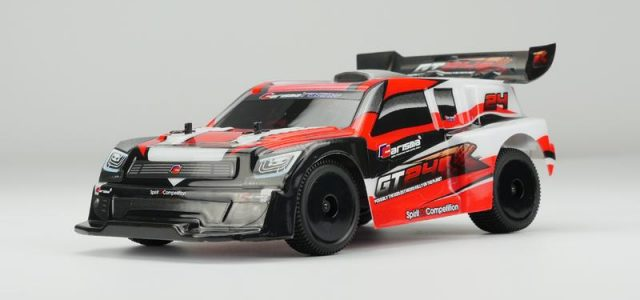Carisma GT24R 1/24 4WD RTR [VIDEO]
