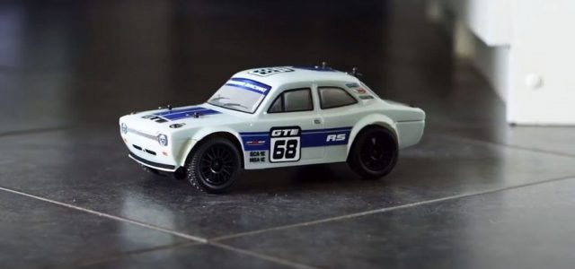Carisma GT24RS 1/24 Retro Rally Car [VIDEO]