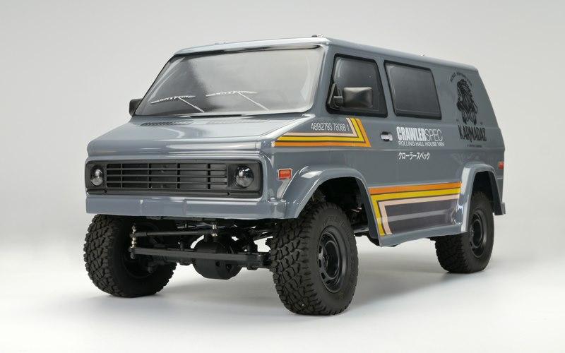 Carisma SCA-1E 'Prairie Wolf' 2.1 Spec 1/10 4WD RTR