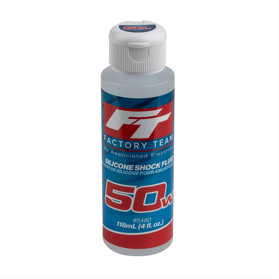 Factory Team Large 4oz Shock Fluid Bottles