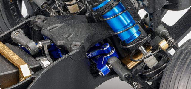 JConcepts Aluminum Steering Bellcranks & Steering Rack For The DR10, SR10 & RB10