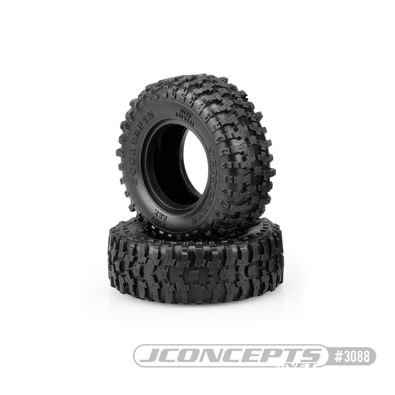 JConcepts Tusk Class 1 Tires (4.19 OD)
