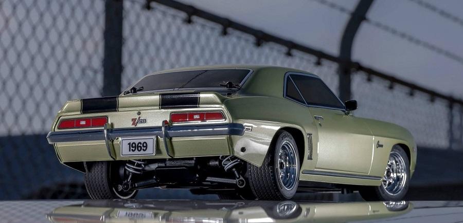 Kyosho 1969 Chevy Camaro ReadySet