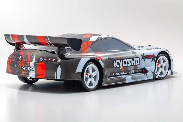 Kyosho Fazer MK2 FZ02-D Toyota Supra (Drift)