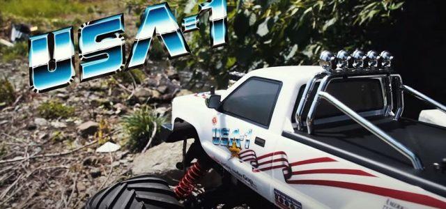 Kyosho USA-1 VE [VIDEO]