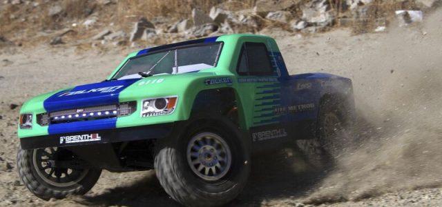 Losi 1/10 TENACITY TT Pro 4WD RTR Updated With Spektrum DX3 Radio System