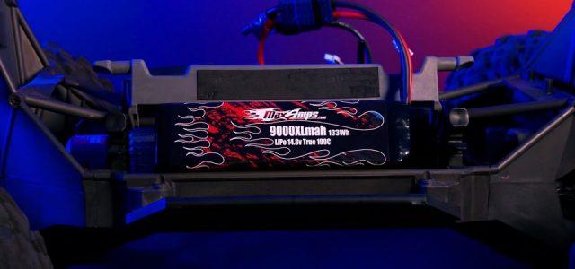 MaxAmps RC LiPo Batteries [VIDEO]
