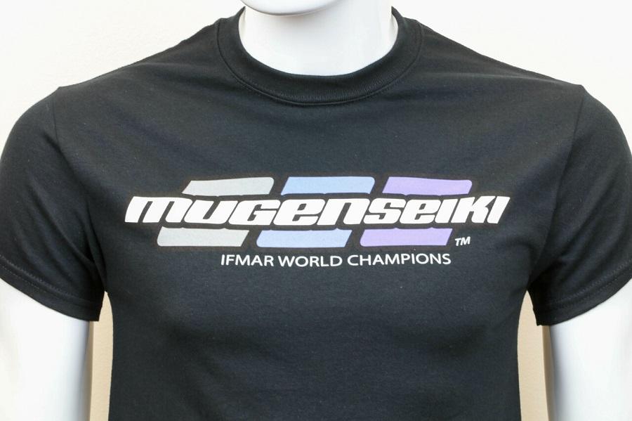 Mugen Retro Logo & 3 Dot T-Shirts