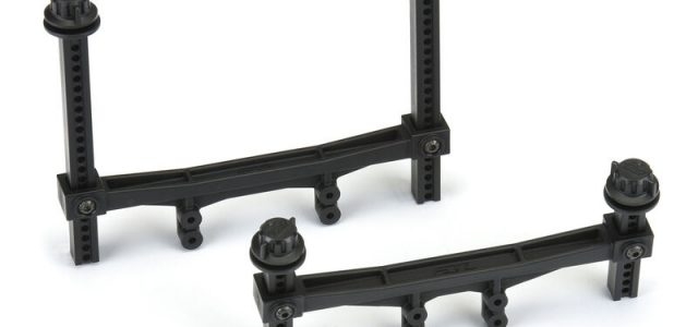 Pro-Line 1/10 Extended Front & Rear Body Mounts For The TLR Tenacity SCT/TT Pro